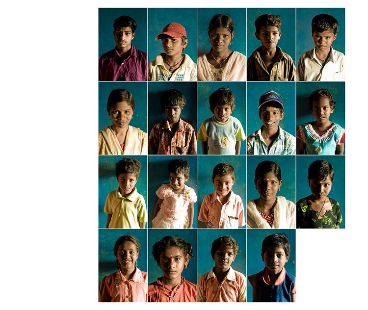 Kinderen van Saralanaya