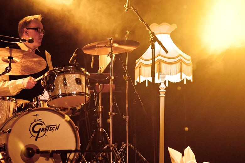 Drummer Emiliana Torrini